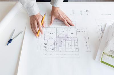 アリミテッドの総合建築プロデュースイメージ